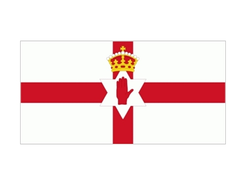 Fahne Nordirland