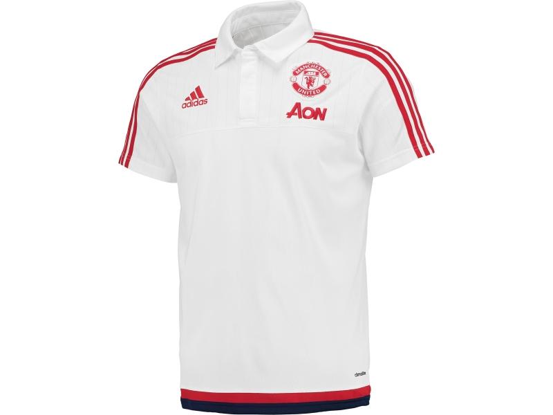 Poloshirt Manchester United 15-16