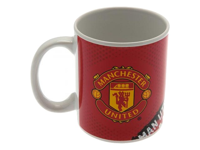 Manchester United Becher