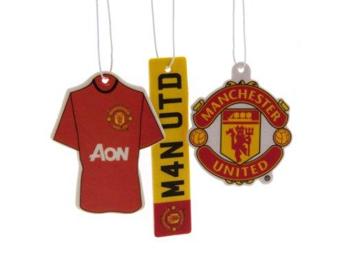 Auto Lufterfrischer Manchester United