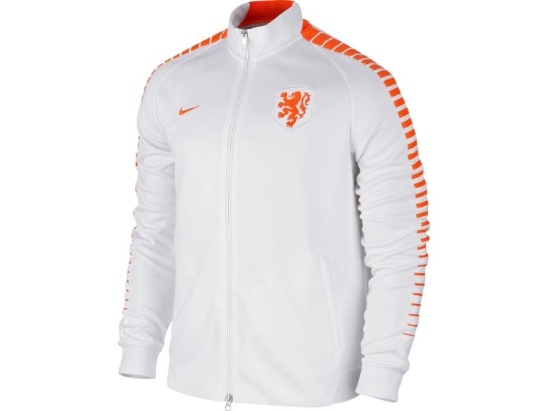 Sweatjacke Niederlande 15-16