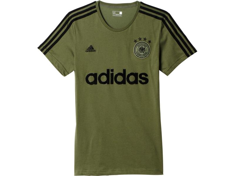 T-Shirt Deutschland 16-17