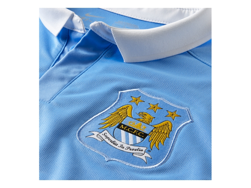 659081-489 Kinder Trikot Manchester City 15-16