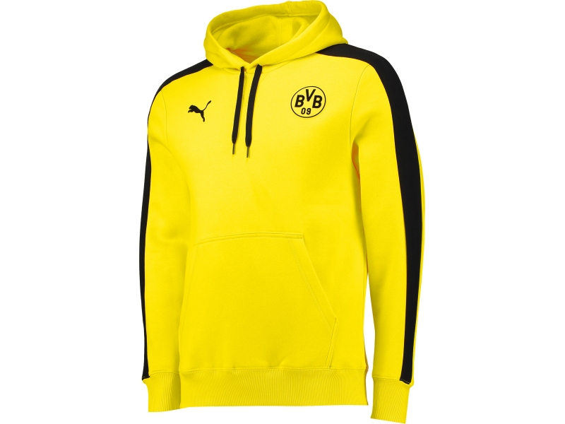 Kapuzen-sweatshirt Borussia Dortmund 15-16