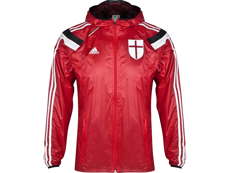 Sweatjacke AC Mailand 14-15