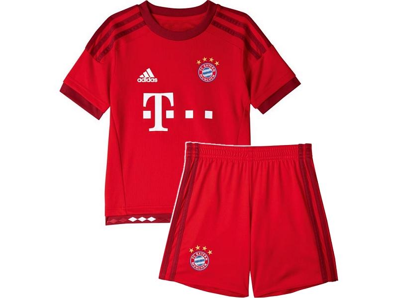 Mini Kit FC Bayern München  15-16