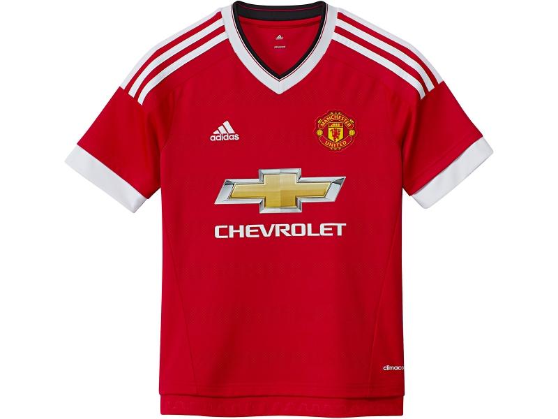 Kinder Trikot Manchester United 15-16