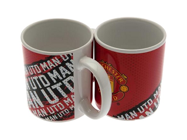 Becher Manchester United