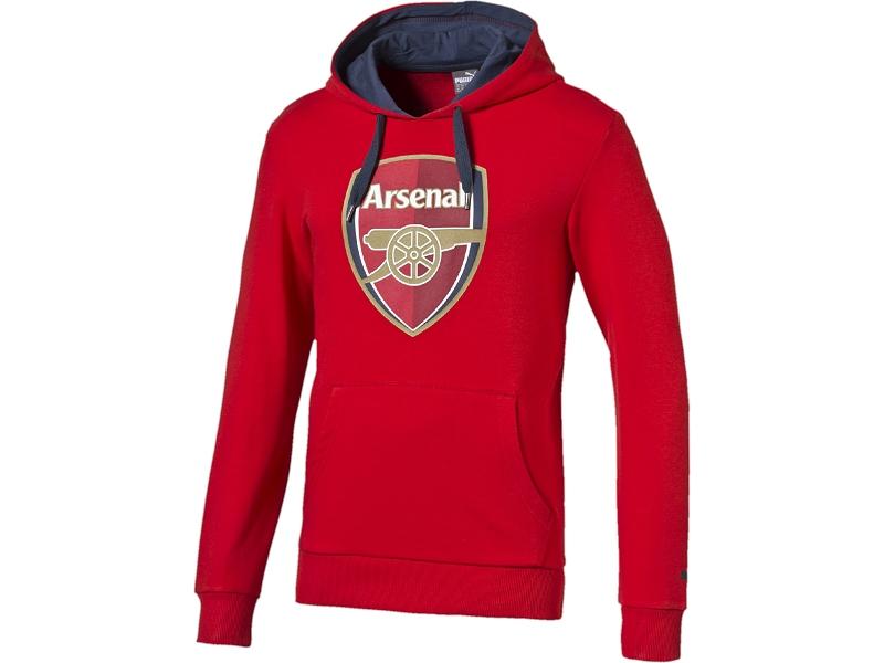 Kapuzen-sweatshirt Arsenal London 15-16