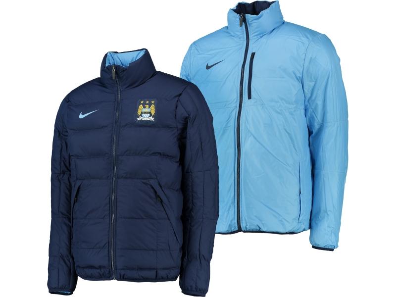 Jacke Manchester City 15-16