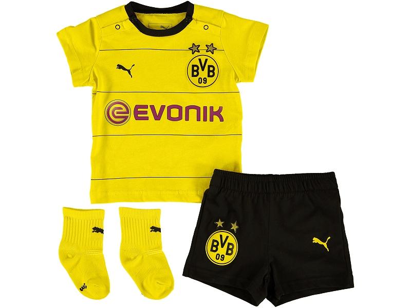 Mini Kit Borussia Dortmund 15-16