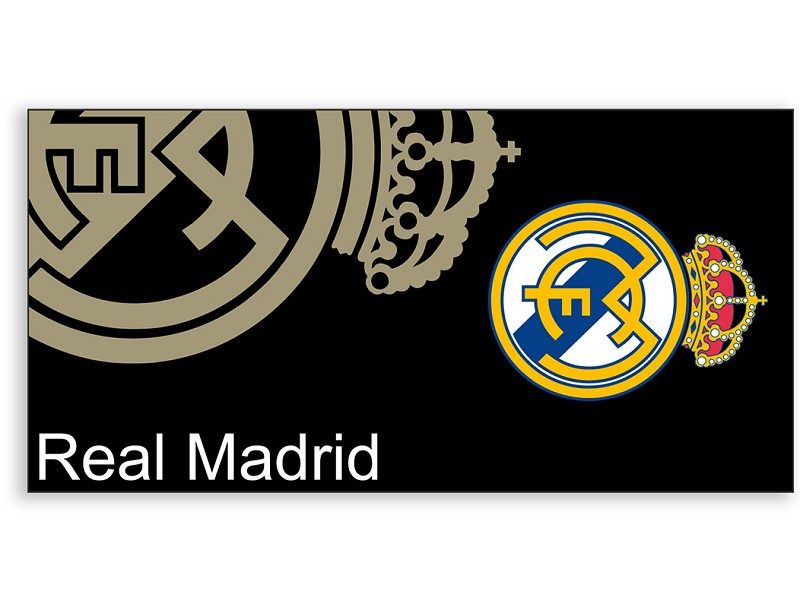 Badetuch Real Madrid