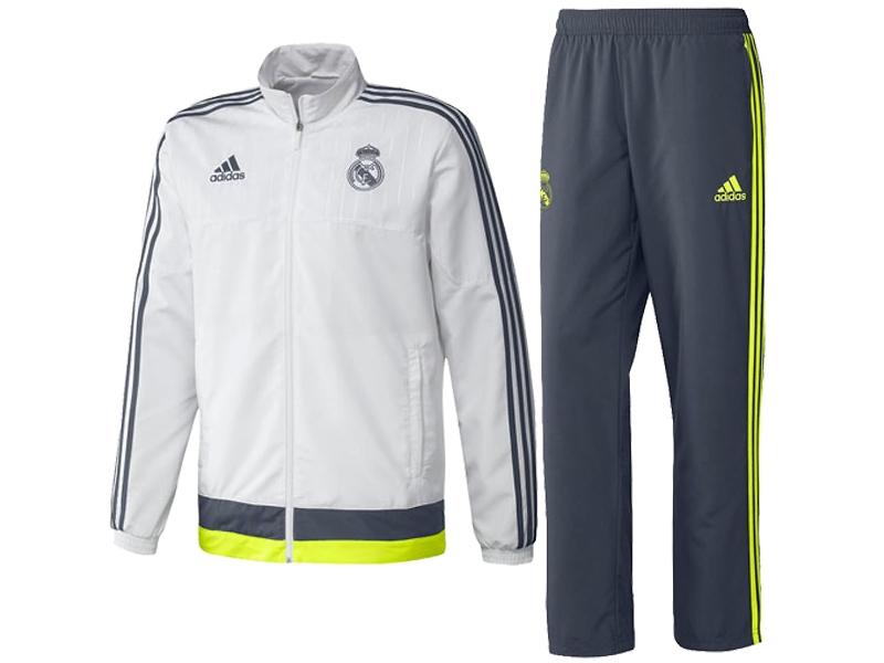 Trainingsanzug Real Madrid 15-16