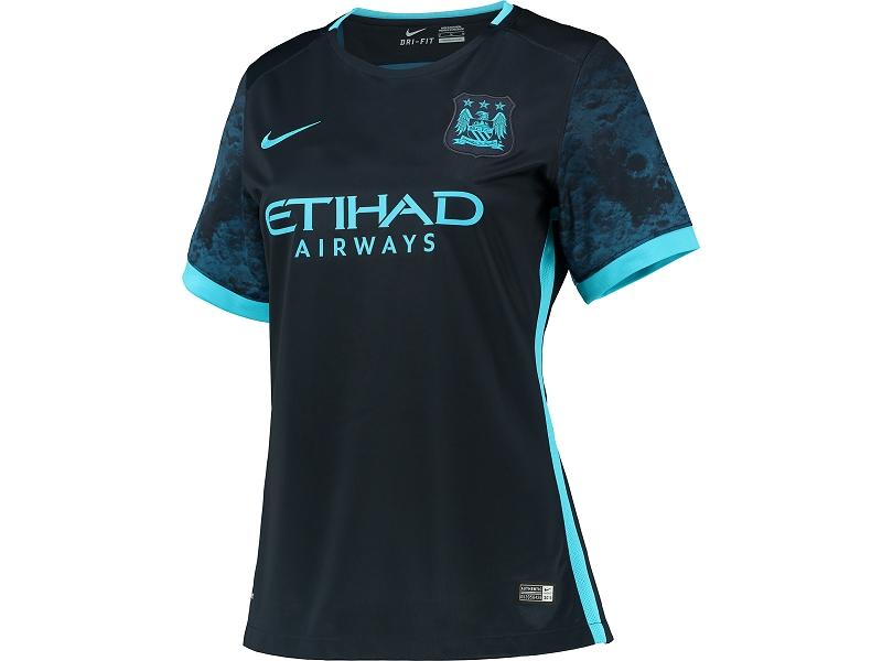 Damen Trikot Manchester City 15-16