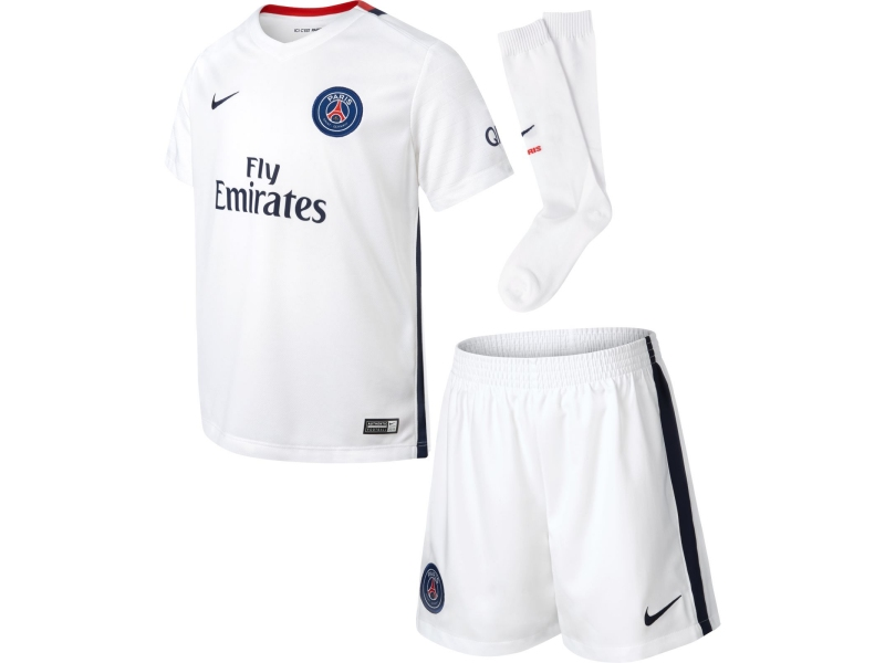 Mini Kit Paris Saint-Germain 15-16