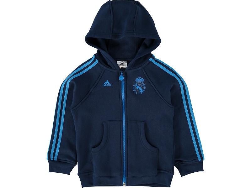 Kinder Sweatshirt Real Madrid 15-16