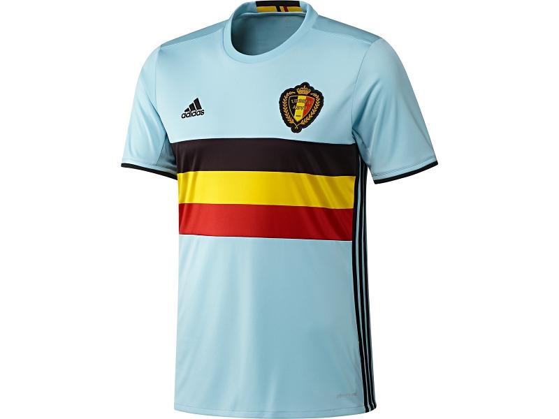 Trikot Belgien 16-17