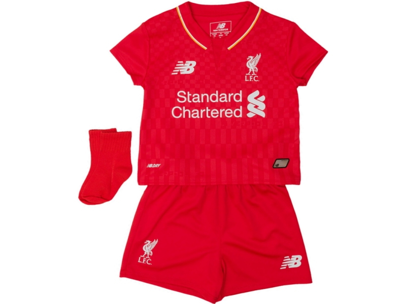 Mini Kit FC Liverpool 15-16