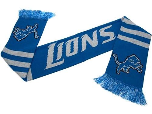 Schal Detroit Lions