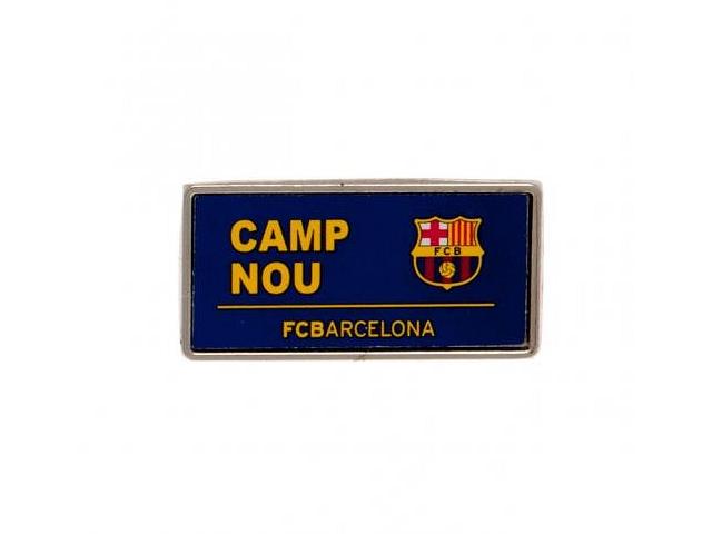 Pin FC Barcelona