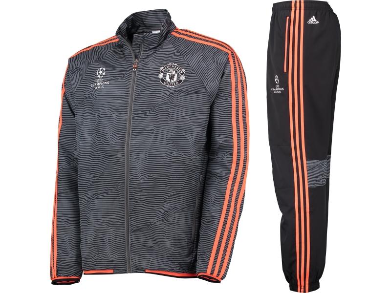 Kinder Trainingsanzug Manchester United 15-16