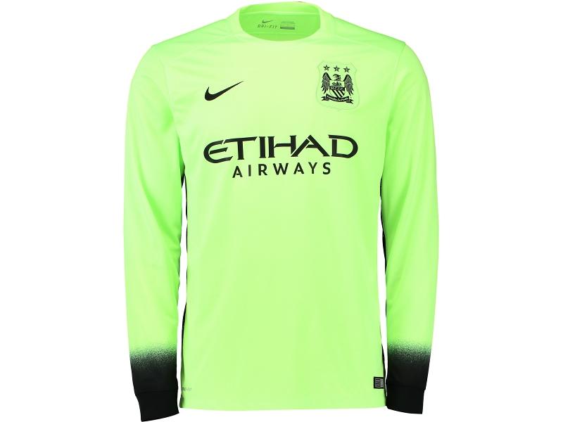 Trikot Manchester City 15-16