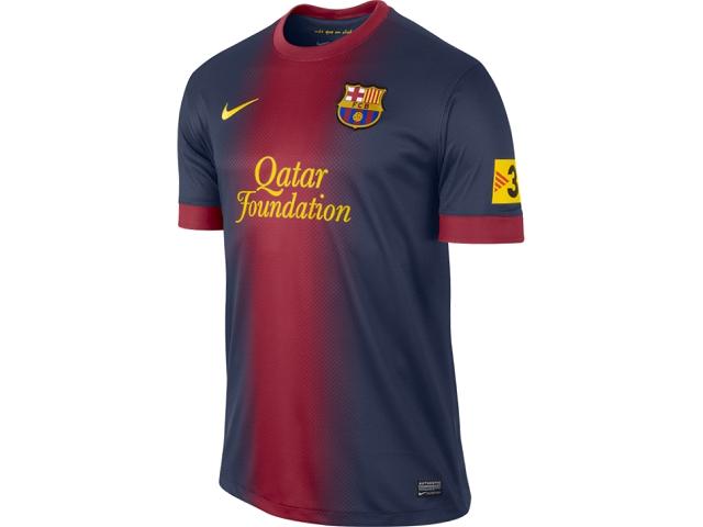 Rbarcdelapan Fc Barcelona Nike Trikot Dua Tiga Ebay
