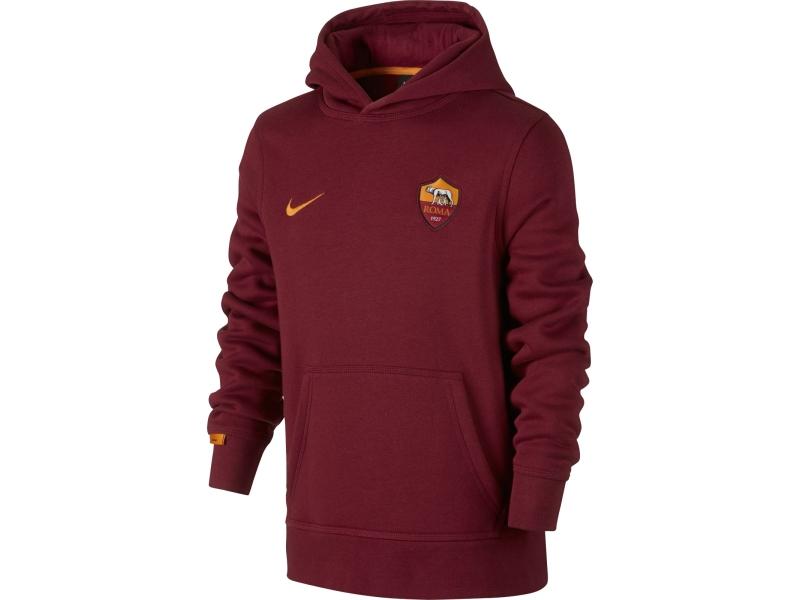 Kinder Kapuzen-Sweatshirt AS Rom 15-16