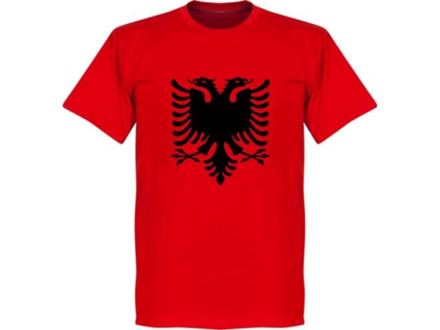 T-Shirt Albanien
