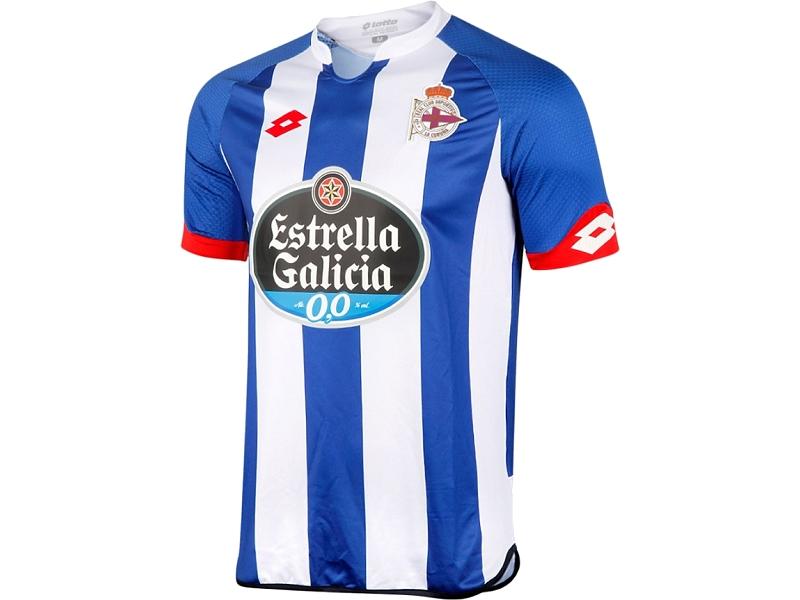 Trikot Deportivo La Coruna 15-16