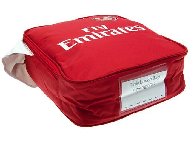 Arsenal London Lunch-Tasche
