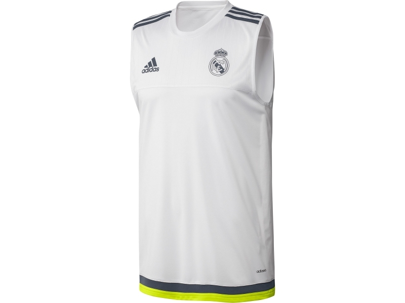 Armelloses T-Shirt Real Madrid 15-16