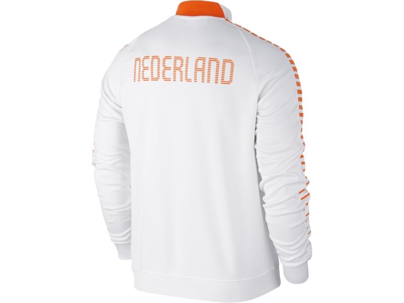 Niederlande Sweatjacke 644224100