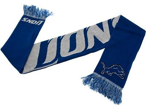 Detroit Lions Schal u65scfdewm