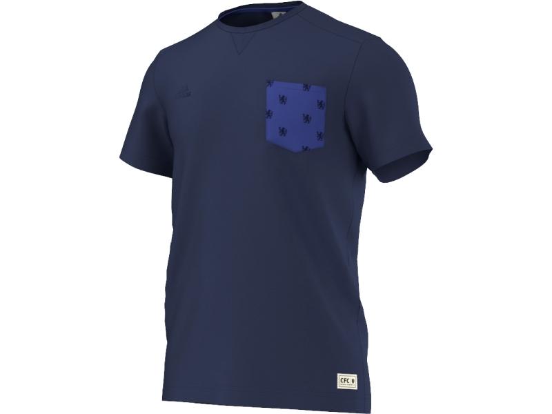 T-Shirt Chelsea London 14-15