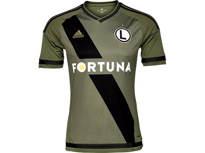 Kinder Trikot Legia Warschau 15-16
