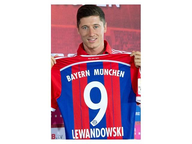 Trikot FC Bayern München  14-15