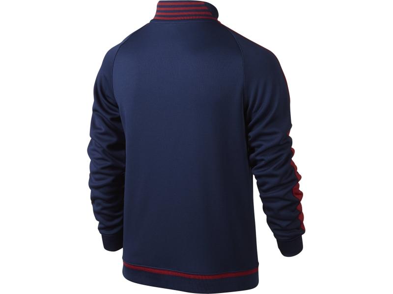 FC Barcelona Sweatjacke 689953421