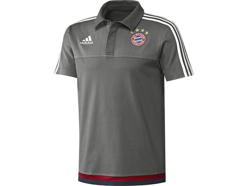 Poloshirt FC Bayern München  15-16