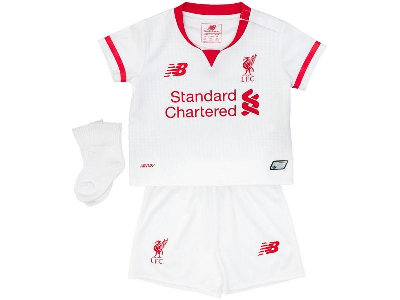 Mini Kit FC Liverpool 15-16