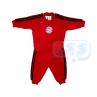 fc bayern m nchen adidas kinder trainingsanzug 08 09. Black Bedroom Furniture Sets. Home Design Ideas