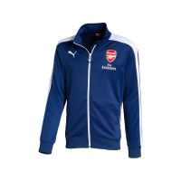 Arsenal London Puma Sweatjacke