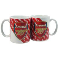 Arsenal London Becher