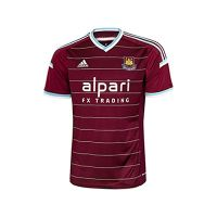 West Ham United Adidas Trikot