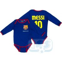 Fc barcelona baby body messi kinder bekleidung shop iss - The body shop barcelona ...
