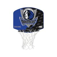Dallas Mavericks Spalding Mini Basketball-Rückwand
