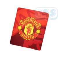 Manchester United Fleecedecke
