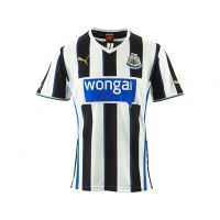 Newcastle United Puma Kinder Trikot