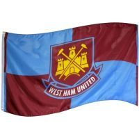 West Ham United Fahne