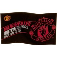 Manchester United Fahne